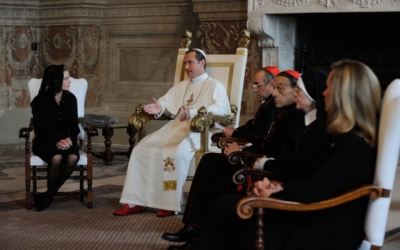 The New Pope TV Series – Three for one!
